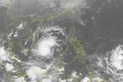 Áp thấp nhiệt đới gây nên thời tiết xấu ở khu vực vùng núi Bắc Bộ