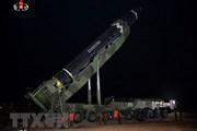 Ra mắt Nhóm công tác Hàn-Mỹ về vấn đề hạt nhân Triều Tiên