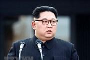 Người dân Hàn Quốc ủng hộ ông Kim Jong-un phát biểu tại Quốc hội