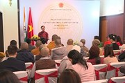 Xây dựng cộng đồng người Việt tại Ấn Độ và Nepal ngày càng lớn mạnh