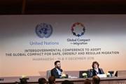 Việt Nam dự Hội nghị Liên chính phủ thông qua Hiệp ước di cư toàn cầu