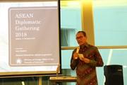 ASEAN đã trở thành một khu vực hòa bình và ổn định, thịnh vượng