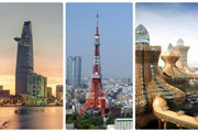 [Video] 3 thành phố của Việt Nam vượt Bắc Kinh, Sydney về du lịch
