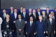 Nhìn lại thế giới năm 2018: Xu hướng tất yếu của liên kết Á-Âu