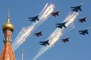 Nga triển khai hơn 10 máy bay chiến đấu tới bán đảo Crimea