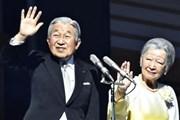 [Video] Nhật Hoàng Akihito đón sinh nhật cuối cùng trước khi thoái vị