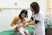 Điện Biên: 6 trẻ bị phản ứng sau khi tiêm vắcxin ComBE Five