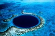 Thám hiểm hố xanh khổng lồ Belize - vực sâu kỳ lạ dưới lòng đại dương