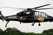 Ấn Độ thử thành công trực thăng tấn công hạng nhẹ tự chế tạo