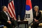 Ngoại trưởng Mỹ, Hàn Quốc hội đàm về phi hạt nhân hóa Triều Tiên