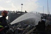 Bangladesh: Hỏa hoạn thiêu rụi khu ổ chuột, 9 người thiệt mạng