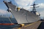'Sự hiện diện của tàu khu trục Mỹ ở Biển Đen là đòn tấn công tâm lý'