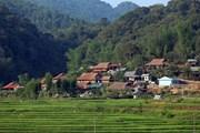 [Photo] Sắc diện mới nơi cửa ngõ thành phố Điện Biên Phủ