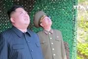 [Video] Triều Tiên thử nghiệm khả năng chiến đấu của các vũ khí