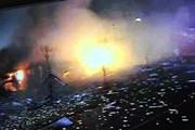[Video] Nhà máy silicone nát vụn sau khi phát nổ giữa đêm