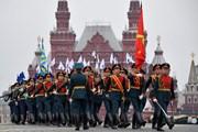 [Photo] Lễ diễu binh kỷ niệm 74 năm Chiến thắng phátxít tại Nga