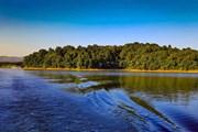 [Photo] Điện Biên: Vẻ đẹp thơ mộng của hồ Pá Khoang khi mùa Thu về
