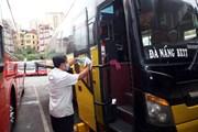 [Photo] Hạn chế tối đa tàu xe đi-đến Hà Nội và Thành phố Hồ Chí Minh