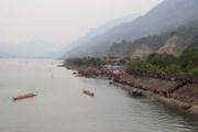 [Photo] Sôi nổi Lễ hội đua thuyền đuôi én của người Thái trắng