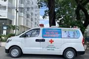 [Photo] TP Hồ Chí Minh triển khai các tổ tiêm chủng vaccine lưu động