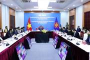 Cuộc họp tham vấn cấp Bộ trưởng ASEAN+3 về tội phạm xuyên quốc gia