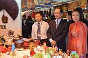 Trên 40 doanh nghiệp Việt Nam tham gia Hội chợ Paris 2015