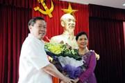 Bà Giàng Páo Mỷ được bầu làm Phó Bí thư Tỉnh ủy Lai Châu