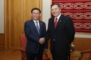 Phó Thủ tướng Vương Đình Huệ thăm chính thức Cộng hòa Chile