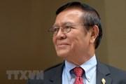 Campuchia: Thủ lĩnh đối lập Kem Sokha chỉ được tại ngoại điều tra
