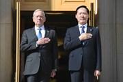 Bộ trưởng Quốc phòng Hàn-Mỹ thảo luận kết quả hội nghị liên Triều