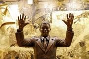 Khánh thành tượng cố Tổng thống Nam Phi Nelson Mandela ở trụ sở LHQ
