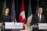 Mỹ và Mexico sẵn sàng ký phiên bản NAFTA mới không có Canada