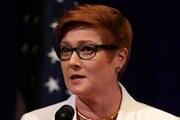 Ngoại trưởng Marise Payne đề cao liên minh Australia-Mỹ