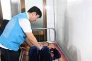 Bác sĩ Hàn Quốc khám chữa bệnh cho hàng nghìn người dân Quảng Ngãi