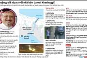 [Infographics] Chuyện gì đã xảy ra với nhà báo Jamal Khashoggi?