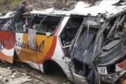 Tai nạn giao thông nghiêm trọng ở Philippines, 11 người thiệt mạng