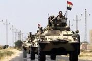 Các nước Arab bắt đầu cuộc tập trận chung tại Ai Cập