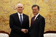Tổng thống Hàn Quốc sẽ gặp Phó Tổng thống Mỹ tại Singapore