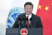 Chủ tịch Trung Quốc công du Papua New Guinea, Brunei và Philippines