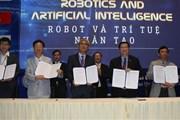 Liên kết phát triển công nghệ robot và trí tuệ nhân tạo ở Việt Nam