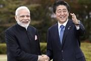 Vòng tay Ấn Độ-Nhật Bản cần vươn tới khu vực Á-Âu