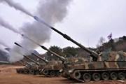 Khánh thành nhà máy sản xuất pháo tự hành K-9 của Hàn Quốc ở Ấn Độ
