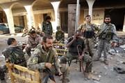 Libya: Các nhóm phiến quân nhất trí ngừng giao tranh ở Nam Tripoli