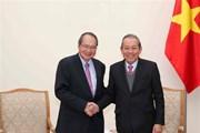 Việt Nam-Singapore tăng phòng chống tội phạm qua tương trợ tư pháp