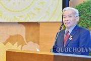 Tổ chức lễ tang đồng chí Nguyễn Phúc Thanh với nghi thức cấp Nhà nước