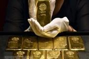Giá vàng tại thị trường châu Á ở mức cao nhất trong hai tuần