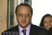 Nga hối thúc Mỹ và các đồng minh chấm dứt hỗ trợ khủng bố