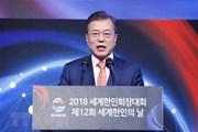 Hàn Quốc sẵn sàng chia sẻ gánh nặng với Mỹ thúc đẩy phi hạt nhân hóa