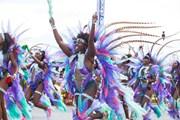 [Photo] Canada: Tưng bừng Lễ hội hóa trang ở thành phố Toronto