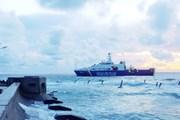 [Photo] Cảnh sát biển Việt Nam giữ gìn an ninh, chủ quyền biển đảo
